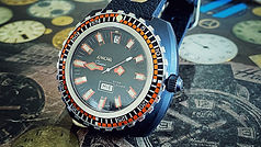 Enicar Sherpa Star Diver PVD
