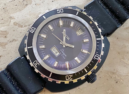 Enicar Sherpa Star Diver?