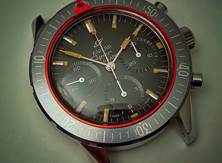 The Enicar Super Graph, Unicorn or Grail... Call it what you will