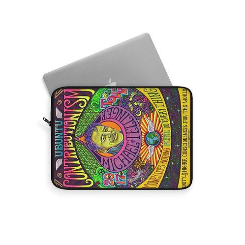 Laptop Sleeve - 2017 Tour by Holliraja Vibration