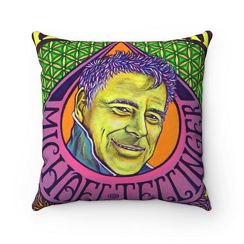 Tellinger Groovy Pillow by Holliraja Vibration