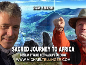 Bosnian Pyramid meets Adam's Calendar with Michael Tellinger and Dr Sam Osmanagich
