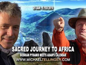 Bosnian Pyramid meets Adam's Calendar with Michael Tellinger and Dr Sam Osmanagich