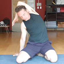 breathyoga side line stretch