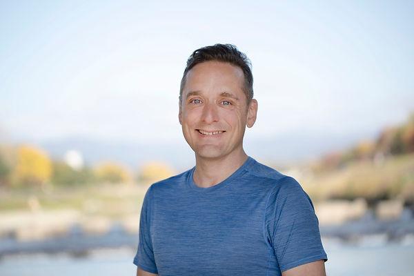 Adrian Cox founder breath yoga founder yoga elements