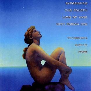 Pranayama and Meditation with Adrian Cox