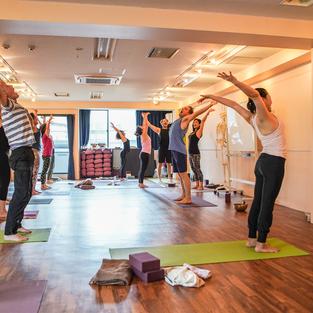 BreathYoga workshop with Adrian Cox at Spirit Yoga Osaka