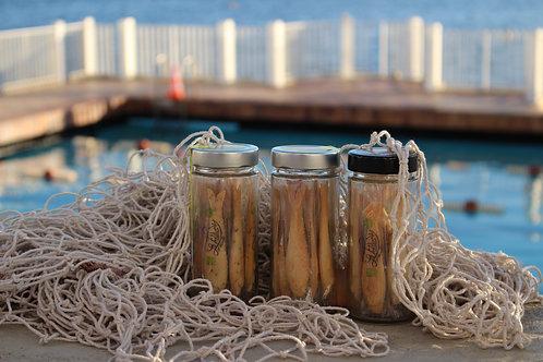 COFFRET 3 MÂTS SALÉ ET/OU SUCRÉ (3 bocaux de 9 pièces) - FRÉTILLANTES