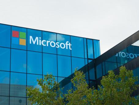 Goldenes Upgrade unserer Microsoft-Partnerschaft