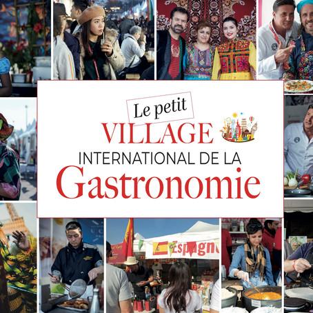 Retrouvez le Petit Village chaque samedi !
