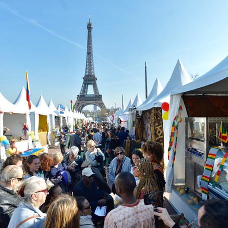 Les cuisines du monde se retrouvent à Paris
