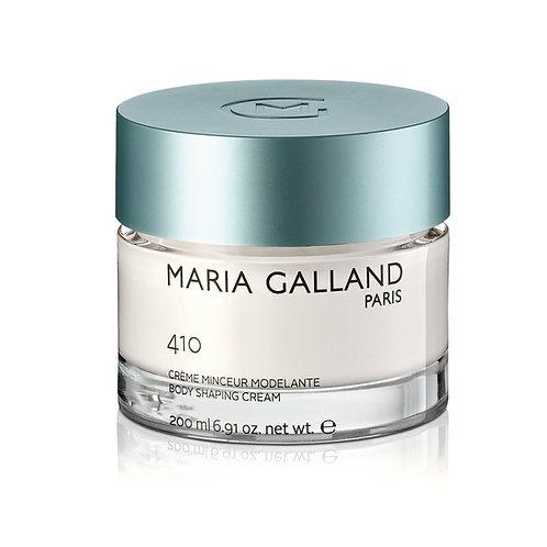 Maria Galland: Crema moldeadora