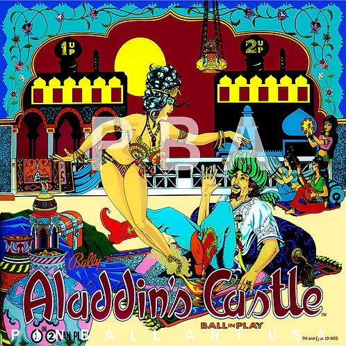 Aladdin's Castle 1976 Bally