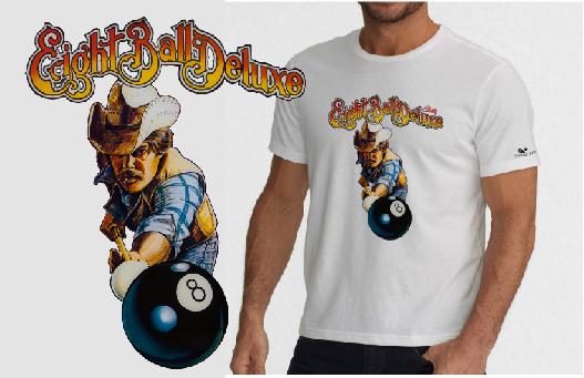 9 Eight Ball Deluxe slide