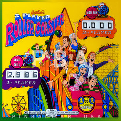 Roller Coaster Jigsaw Puzzle
