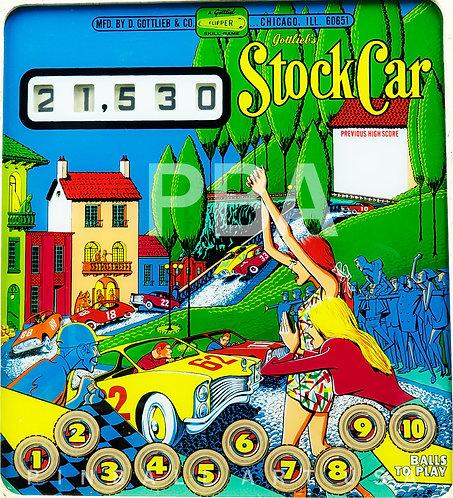 Stock Car 1970 Gottlieb