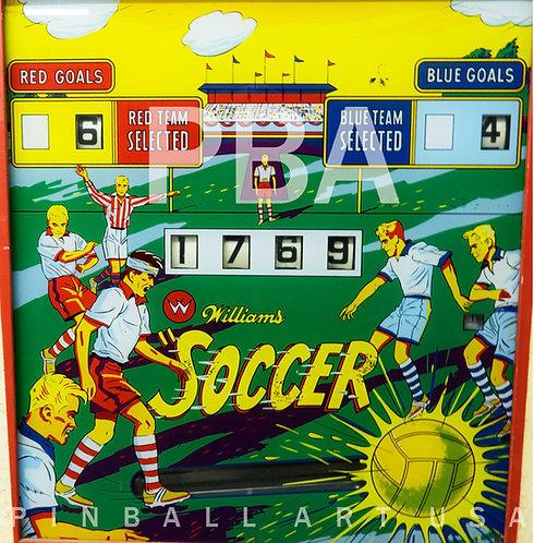 Soccer 1964 Williams