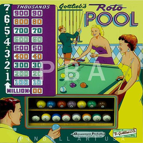 Roto Pool 1958 Gottlieb