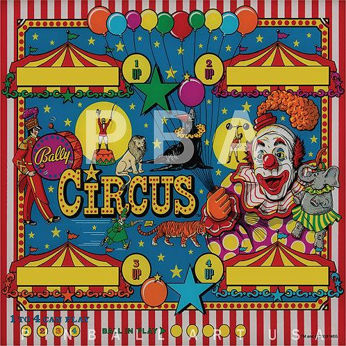 Circus 1973 Bally