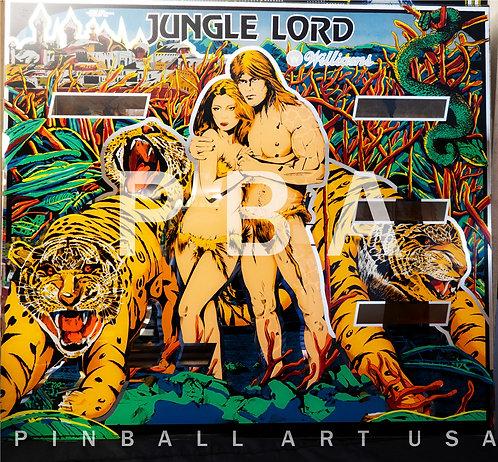 Jungle Lord 1981 Williams