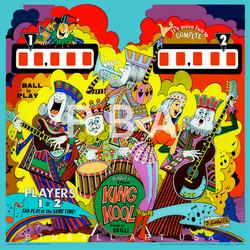 King Kool jigsaw puzzle wm