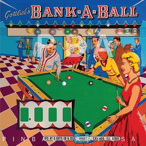 Bank-A-Ball    1965 Gottlieb