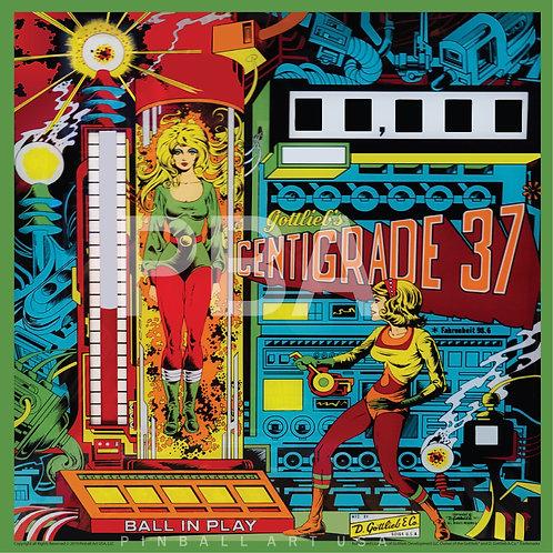 Centigrade 37 Jigsaw Puzzle