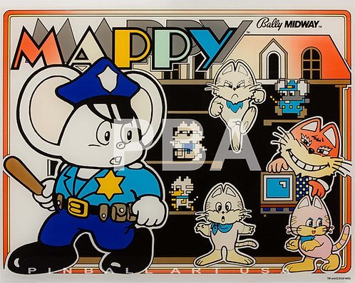 Mappy Bally/Midway