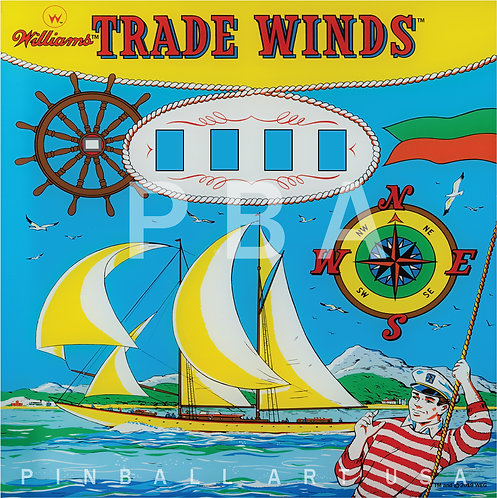 Trade Winds 1962 Williams