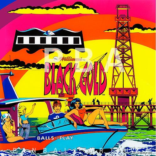 Black Gold 1975 Williams