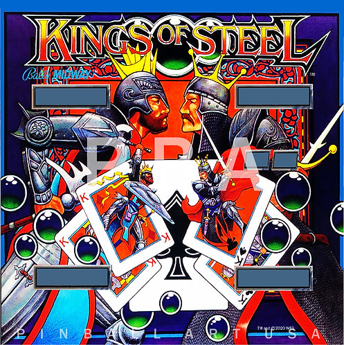 Kings of Steel 1984 Bally