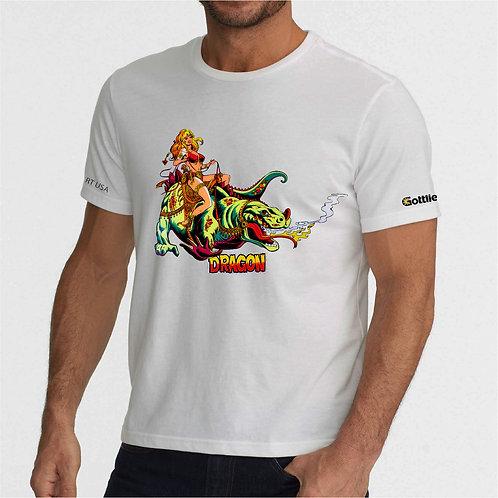 Dragon men's tee shirt