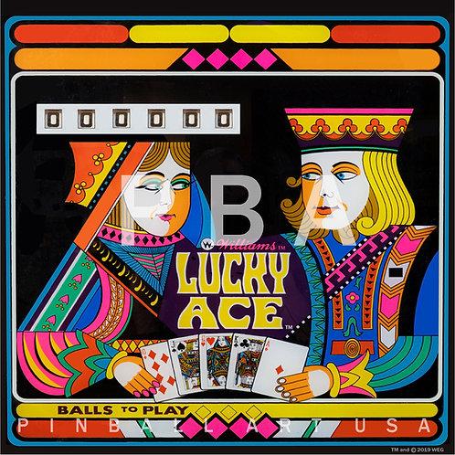 Lucky Ace 1974 Williams