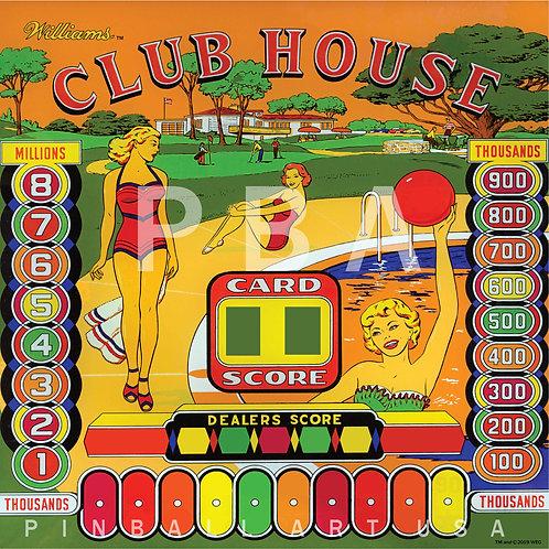 Club House 1958 Williams