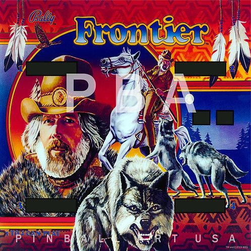 Frontier 1980 Bally