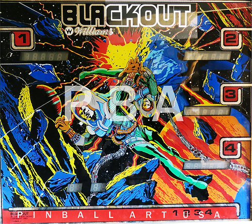 Blackout 1980 Williams
