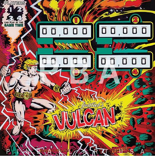 Vulcan 1977 Gottlieb