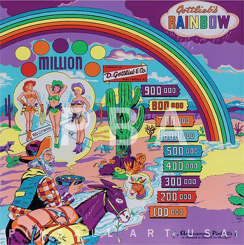 Rainbow 1956 Gottlieb
