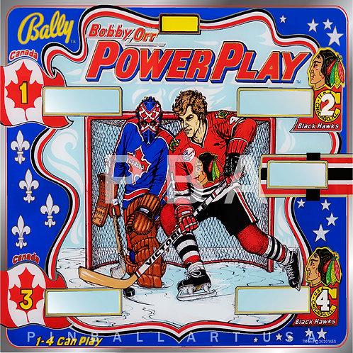 Power Play 1978 Bally