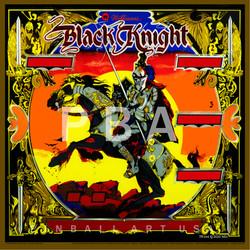 Black Knight Jigsaw Puzzle