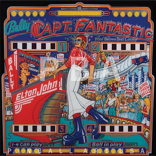 Capt. Fantastic 1976 Bally