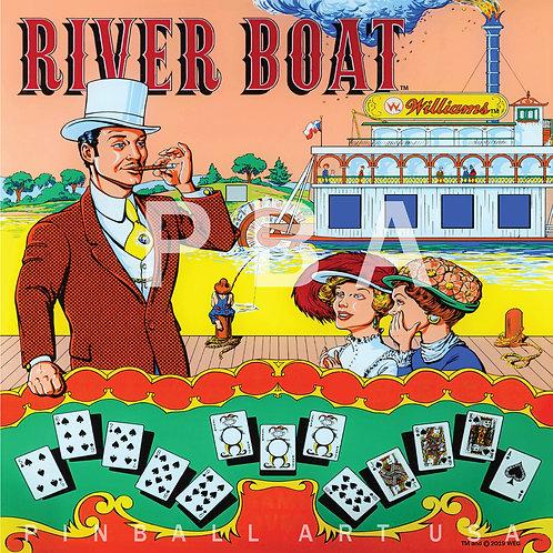 River Boat 1964 Williams