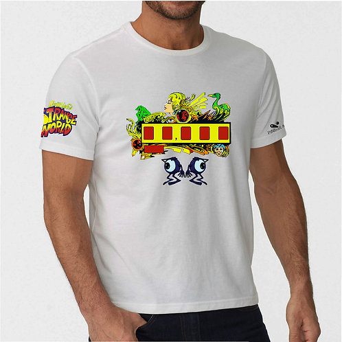 Strange World men's tee shirt