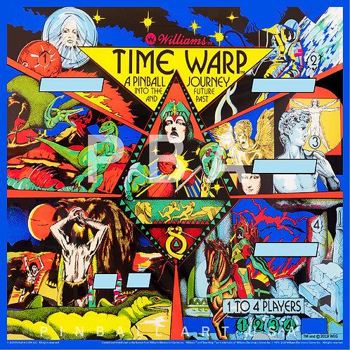 Time Warp Jigsaw Puzzle