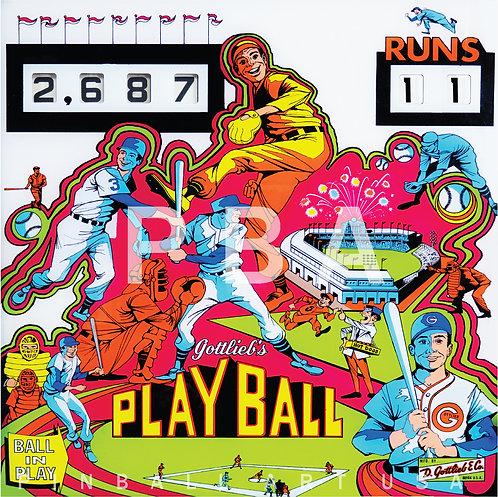 Playball 1971 Gottlieb