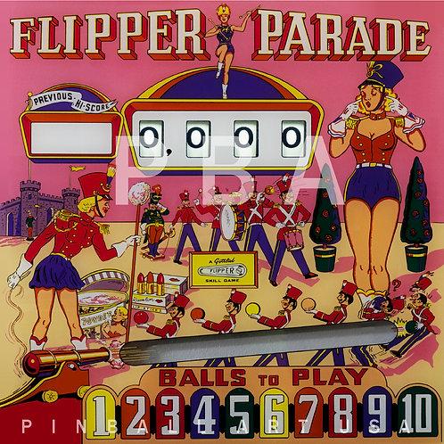 Flipper Parade 1961 Gottlieb