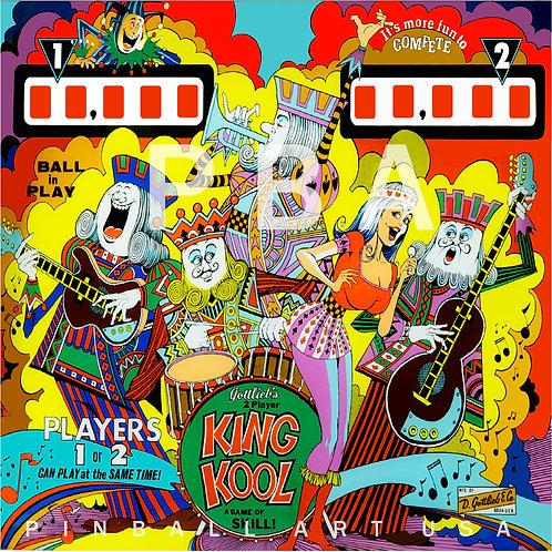 King Kool 1972 Gottlieb