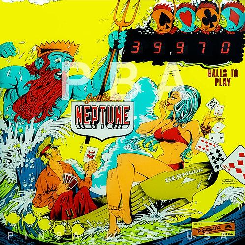 Neptune 1978 Gottlieb