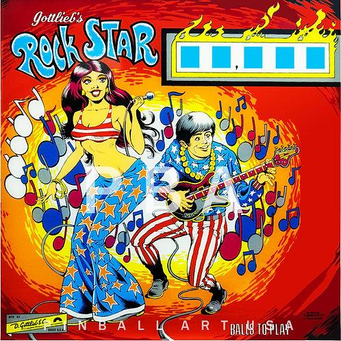 Rock Star 1978 Gottlieb