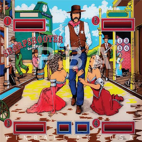 SharpShooter 1979 GamePlan